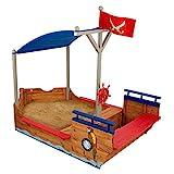 KidKraft - Piratenschiff Sandkasten